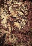 The Hunter by snowdragon1