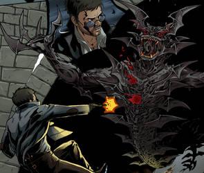 Bat Monster- details
