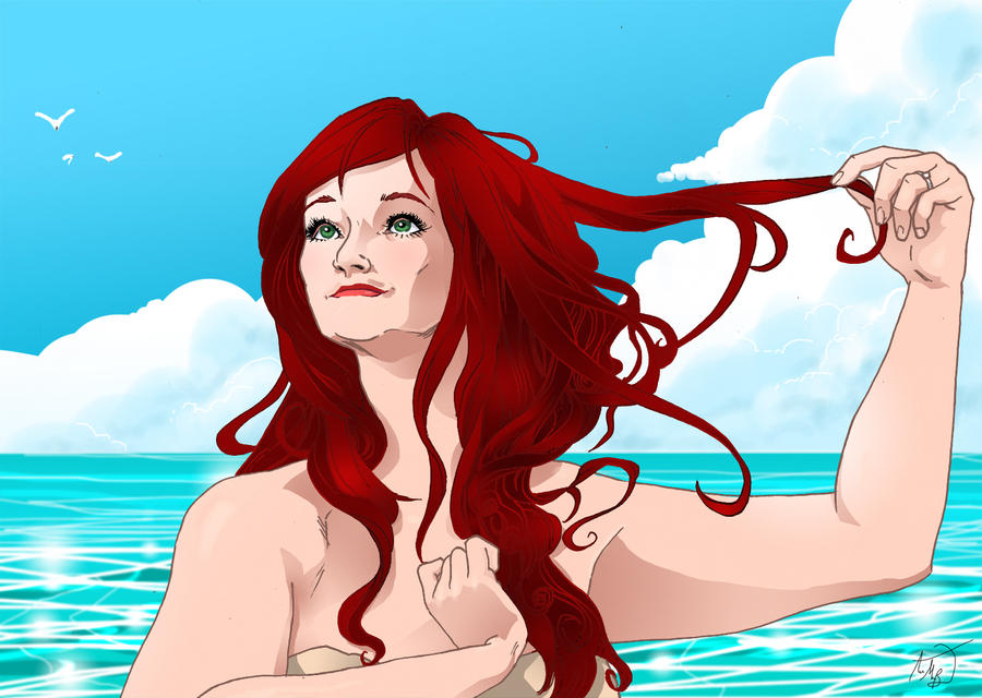 Ariel by AnnaMariaBryant