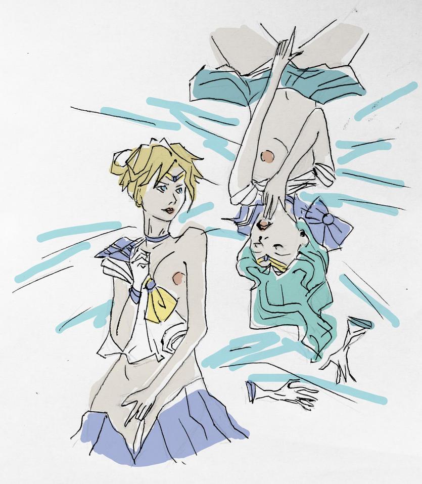 Sailor Lesbian by misato-chan94