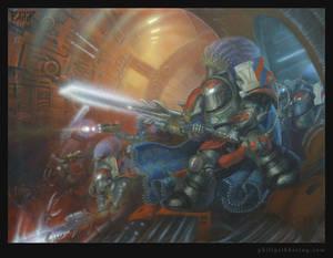 Grey Knights: Extermination