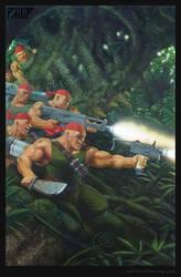 Catachan Jungle Fighters