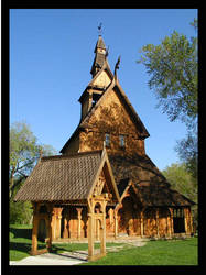 Norse Church by plain-jane