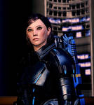 Willow Shepard - fearless renegade by GothicGamerXIV