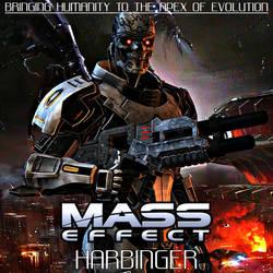 ME: Harbinger Soundtrack (Spotify) by GothicGamerXIV