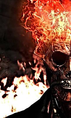 Embodiment of Hell itself