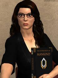 Alexa Jones (OC) by GothicGamerXIV