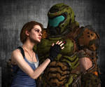 Jill and Slayer