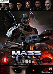 [REUPLOAD] Mass Effect: Harbinger (full story) PDF by GothicGamerXIV