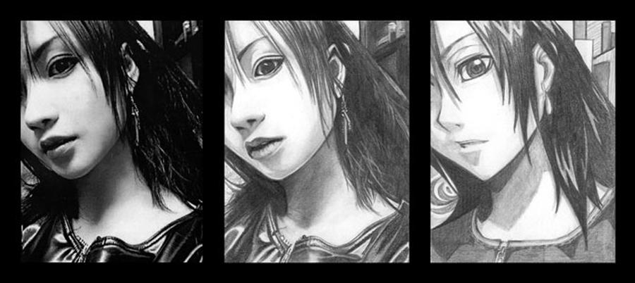 Tifa Project by WanderingDarkness205