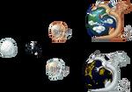ToD Globe Set