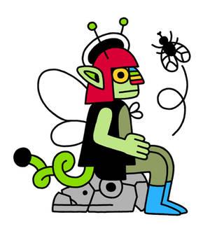 little green bug