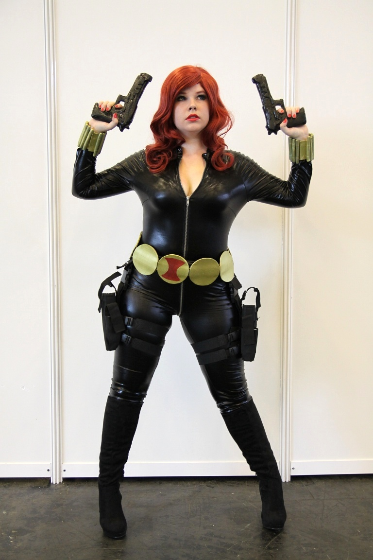 Black Widow by BellaHime
