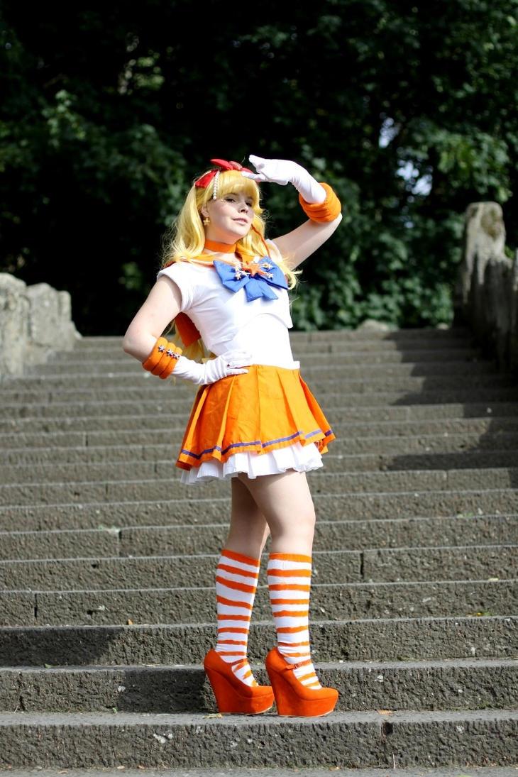 Sailor Venus by BellaHime