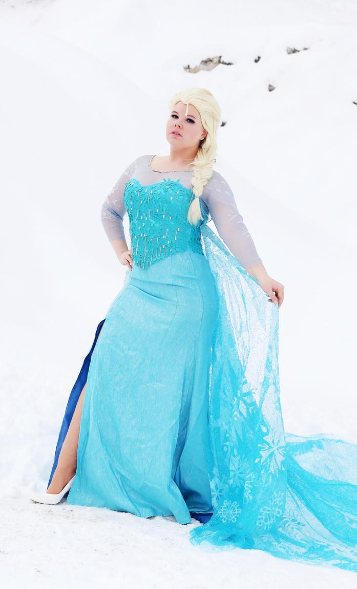 Frozen - Elsa by BellaHime