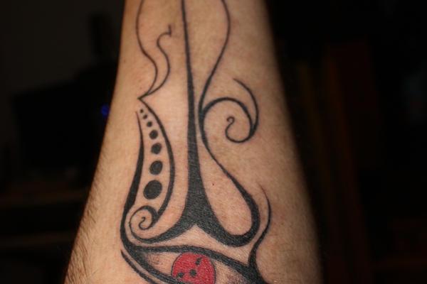 Sharingan Eye Tattoos Sharingan Eye by Red Anubis by