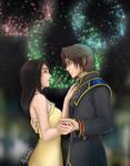 Waltz for the Moon by Keyburado