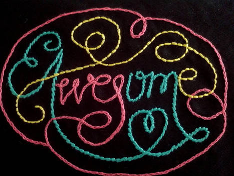 Embroidery Awesomeness