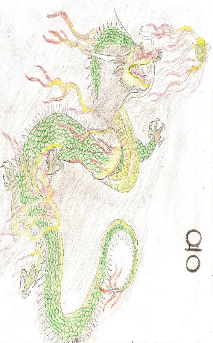 Korean Dragon: Korean Dragon By WarriorWildtalon On DeviantArt