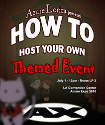 How to host your Themed Event by TocTicTocTic