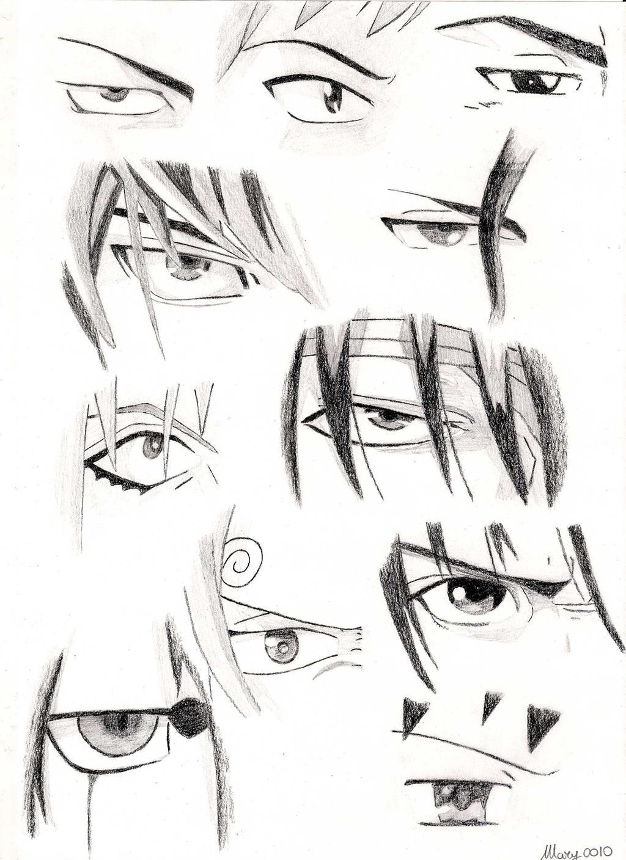 Anime Boy Eyes ...