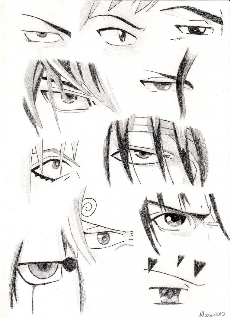 anime male eyes - 762×1048