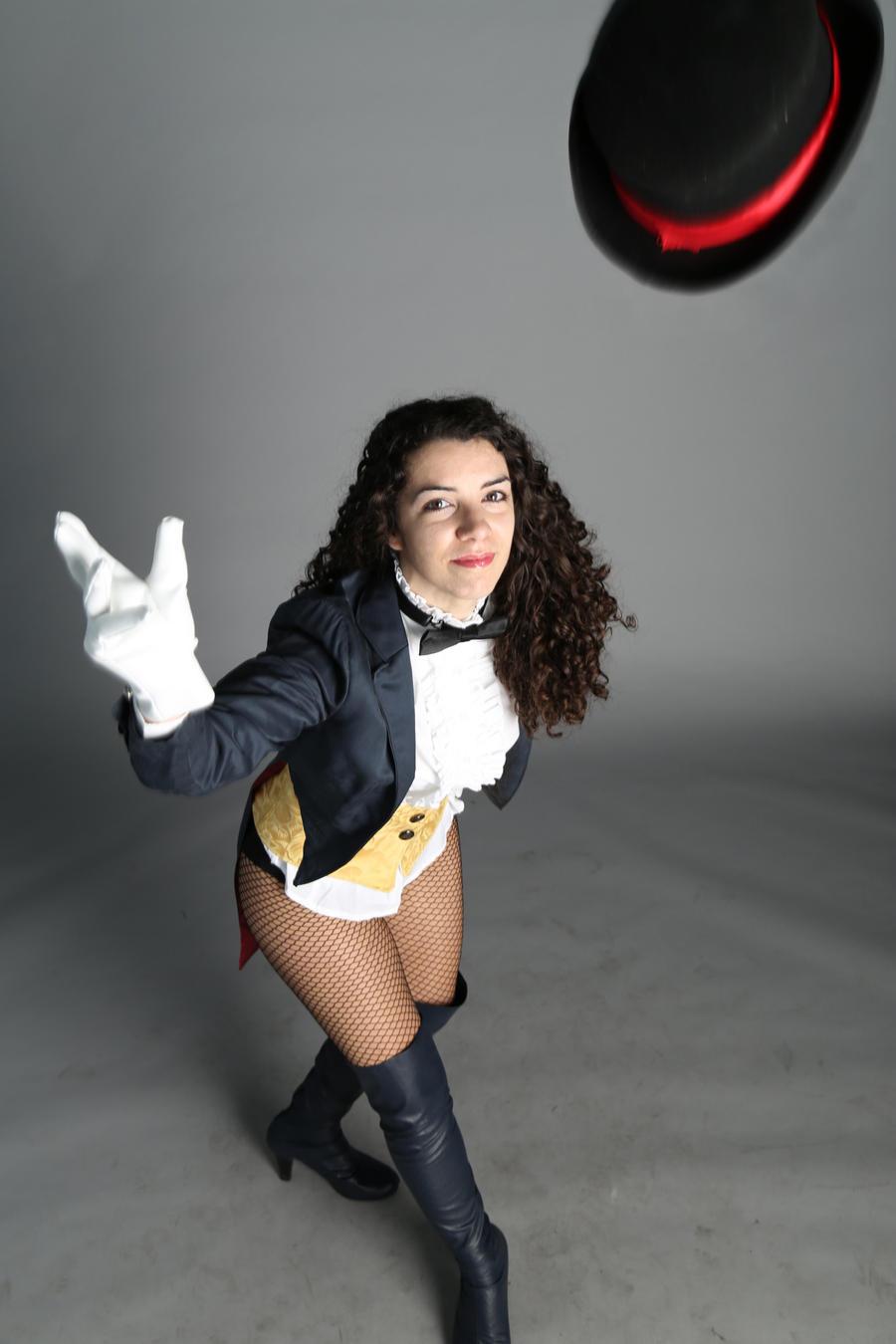 Zatanna cosplay: ready to do some magic by Marivel87 on DeviantArt