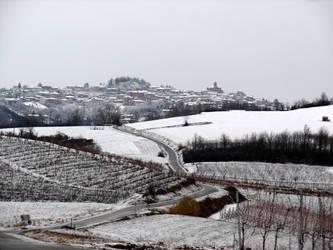 Snowy Hills by Marivel87