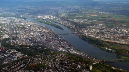 Frankfurt suburbs