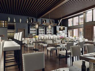 Organic Greek restaurant, coming soon