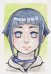 Hinata Portrait