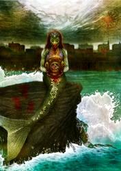 The Little Mermaid of Devil's Reef