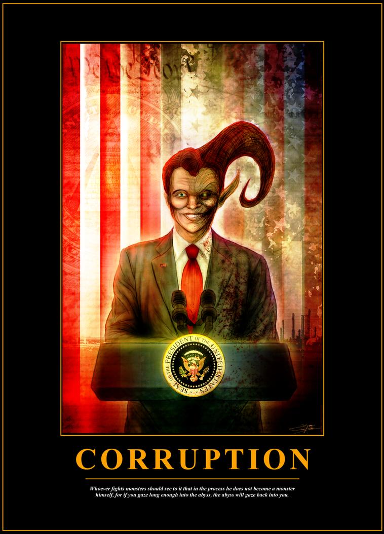 Corruption by WendigoMoon