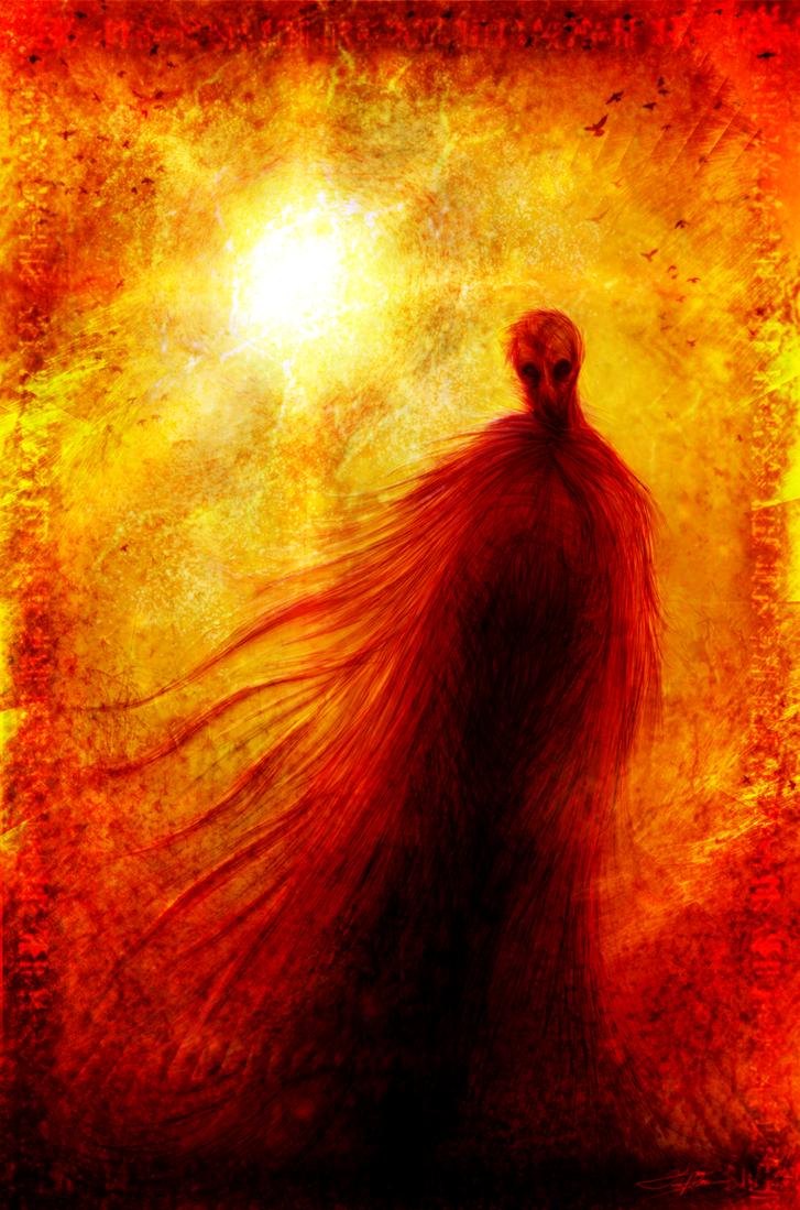 Harbinger of Doom by WendigoMoon