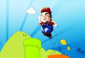 Super Aki Bross WP1 by defkoul