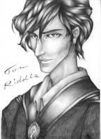 Tom Mrvolo Riddle by cywilizowanyCHLOPIEC