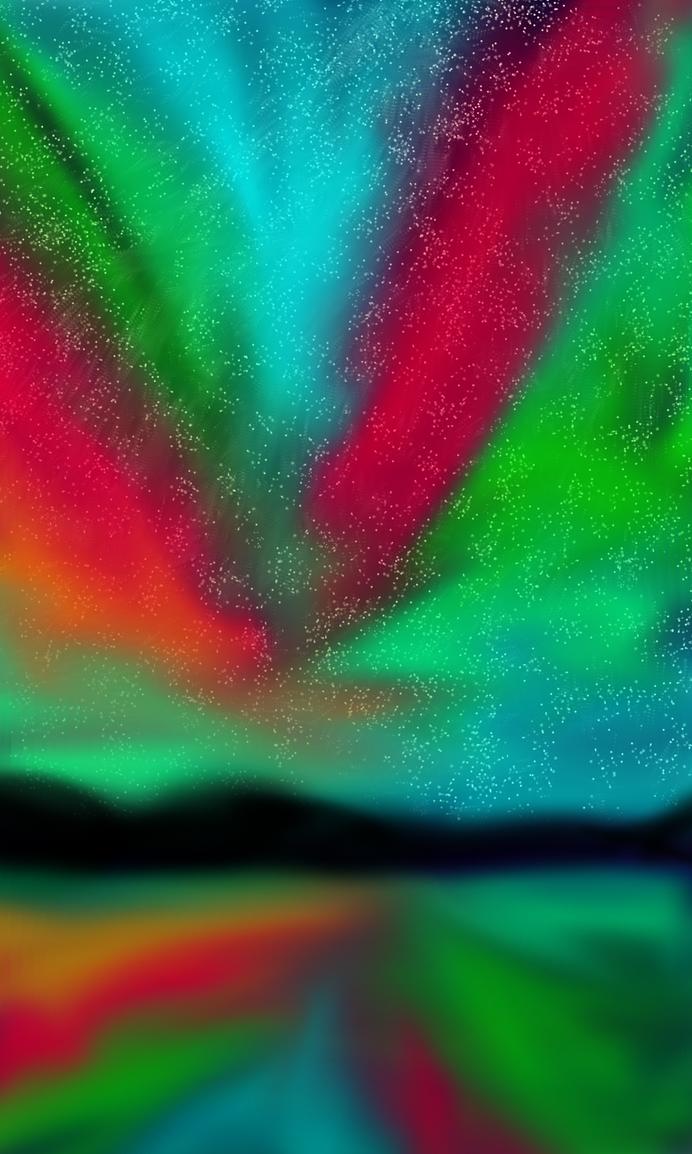 Aurora Australis by LastoftheWolves