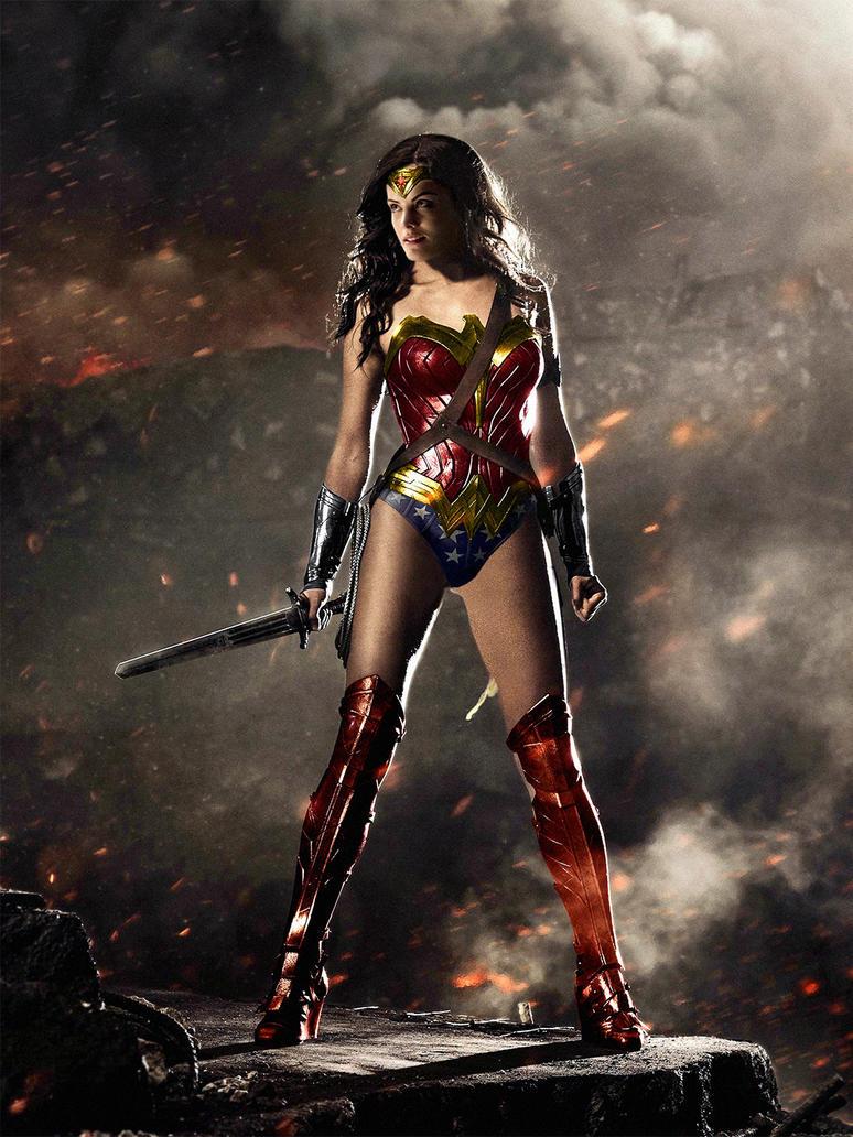 Proper Wonder Woman Shoop Da Whoop by darien13