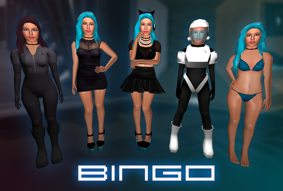 Bingo Costumes by darien13