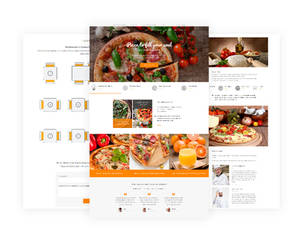 Mia Ittalloni - Free WordPress Restaurant Theme
