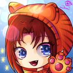 Uraotojy Chibi icon by DaniBowein