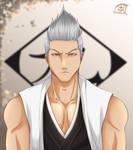 Muguruma Kensei by Bowein