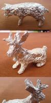 aluminium animals