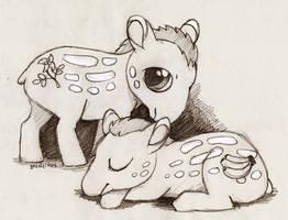 My little Tapirs