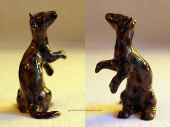 Weasel (Eisensteinwiesel) by gescheitert