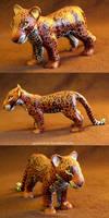 Red Leopard by gescheitert