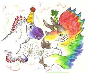Dinosaur Birthday
