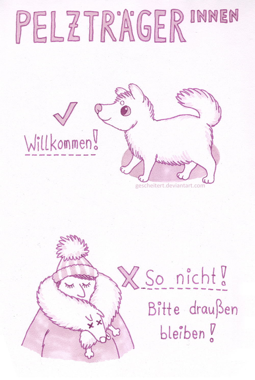 Fur guidelines