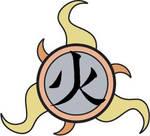 Element of Fire tattoo