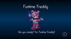 Funtime Freddy Loading Screen (FNAF World)
